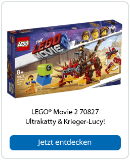 LEGO® Movie 2 70827 Ultrakatty & Krieger-Lucy!
