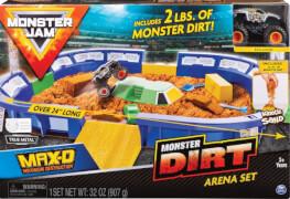 Spin Master Monster Jam Dirt Arena