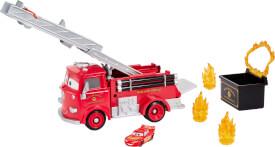 Mattel GPH80 Disney Pixar Cars Farbwechsel Red Spielset