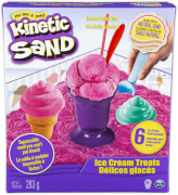 Spin Master Kinetic Sand Ice Cram Treats Set 283 g